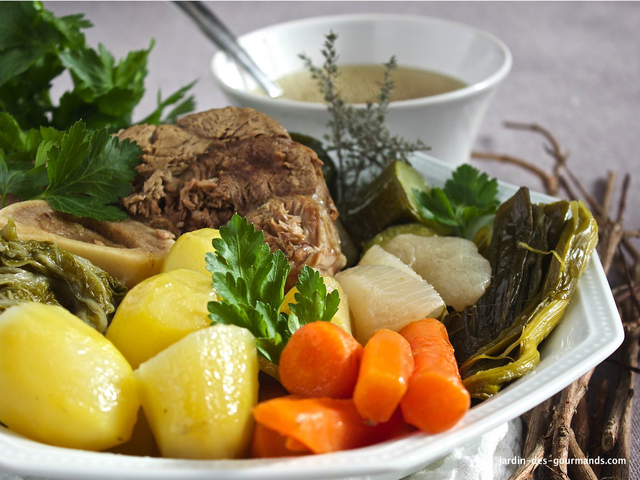 Pot-au-Feu Recipes — Dishmaps