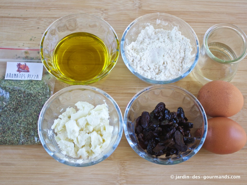 MINI CAKES INGREDIENTS
