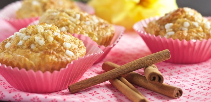 muffins pomme canelle 4
