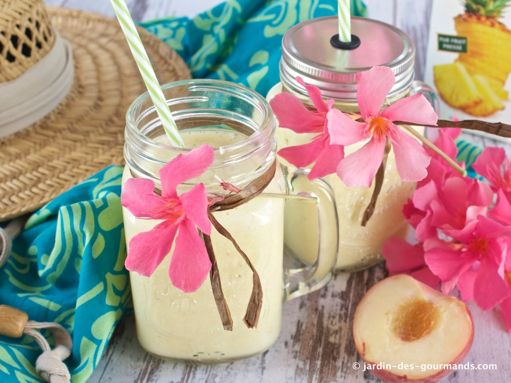 smoothie ananas peches bananes JDG1