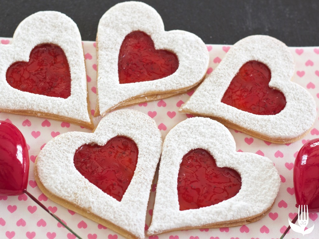 Biscuits d'amour JG3