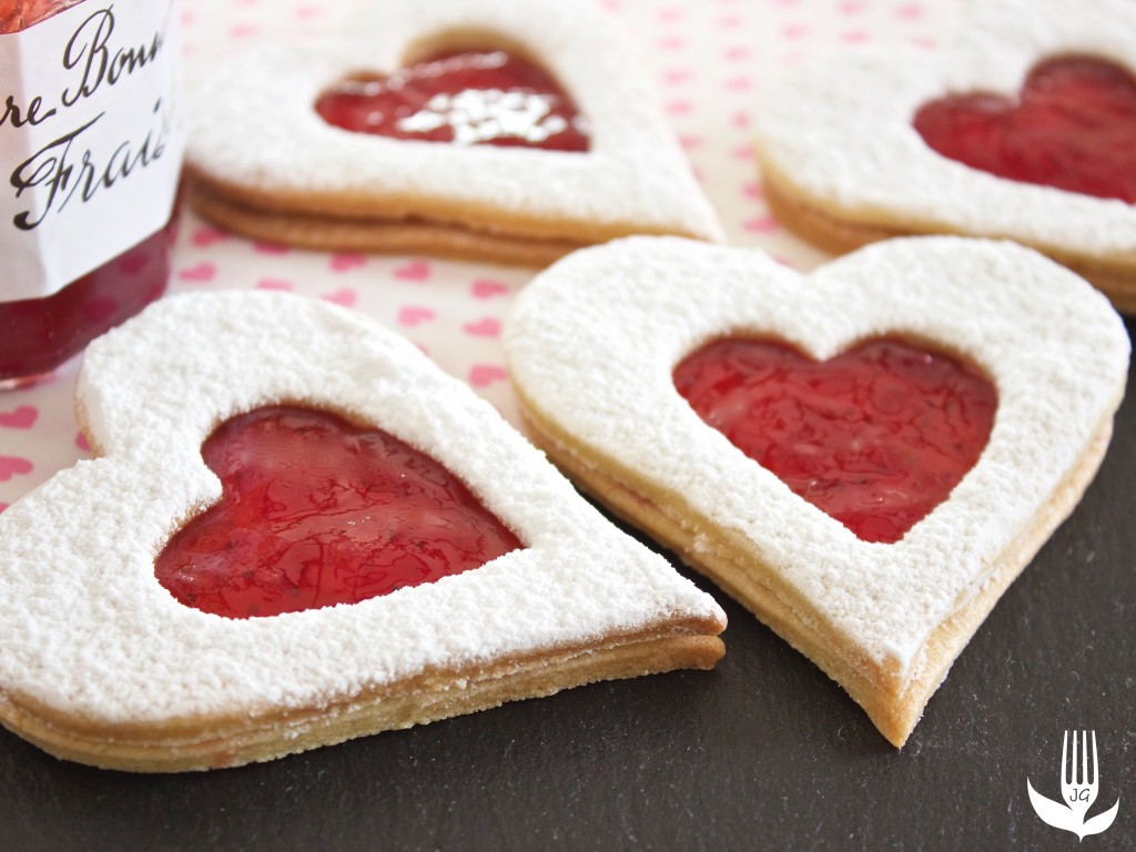 Biscuits d'amour JG7