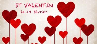 Idées recettes : St Valentin