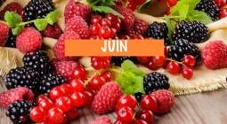 Les produits de JUIN