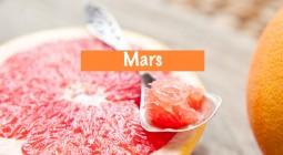 Les produits de MARS