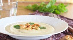 Velouté de Chou-fleur au curry